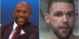 Floyd Mayweather Sings Praises Of Billy Joe Saunders