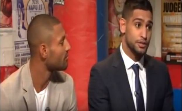 Kell Brook Reacts To Bitter Rival