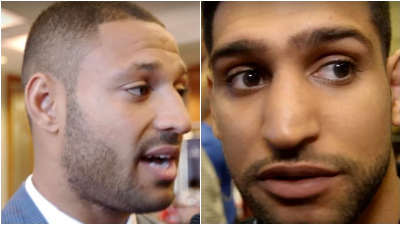 Making Khan vs Brook