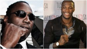 Lennox Lewis Reacts To Wilder