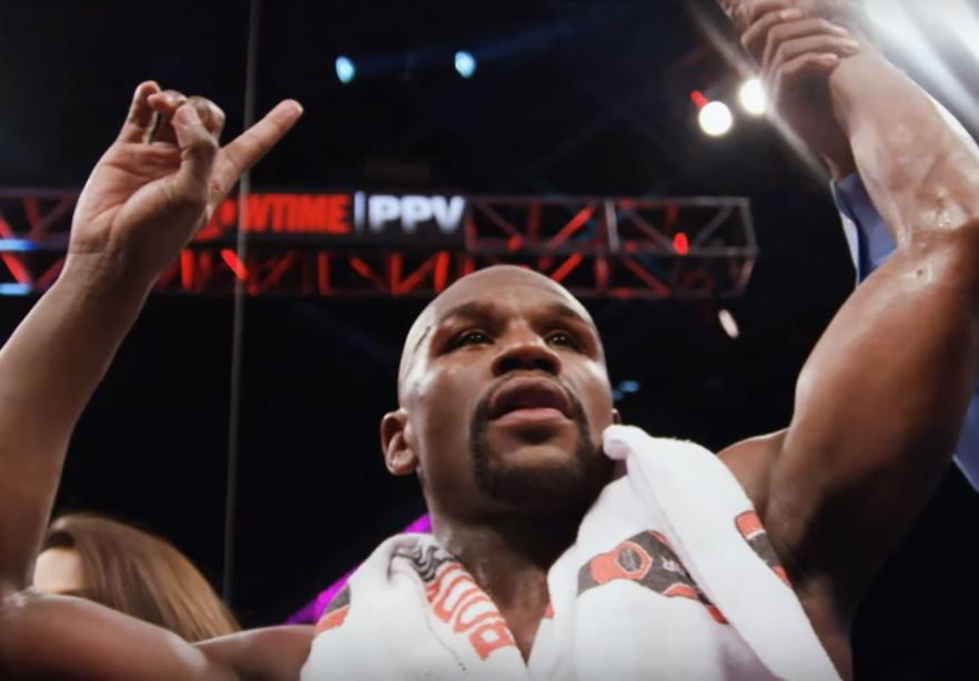 Mayweather Reveals He Made $1.1 Billion