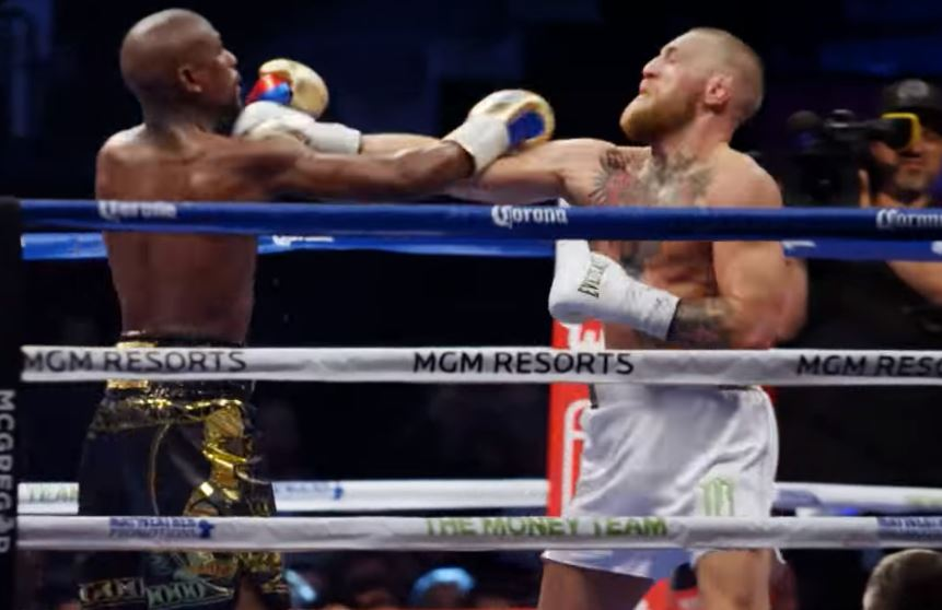 Mayweather Responds To McGregor Declining His Invite