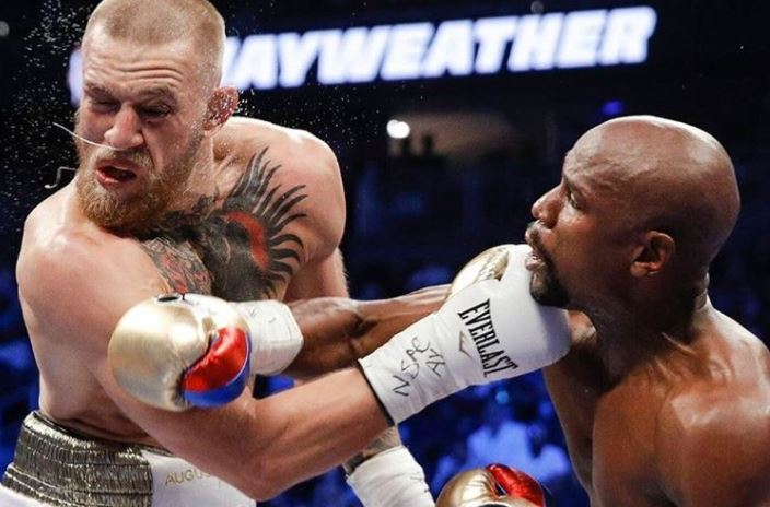 Fans Rip McGregor After Telling Mayweather He Is The Cartel