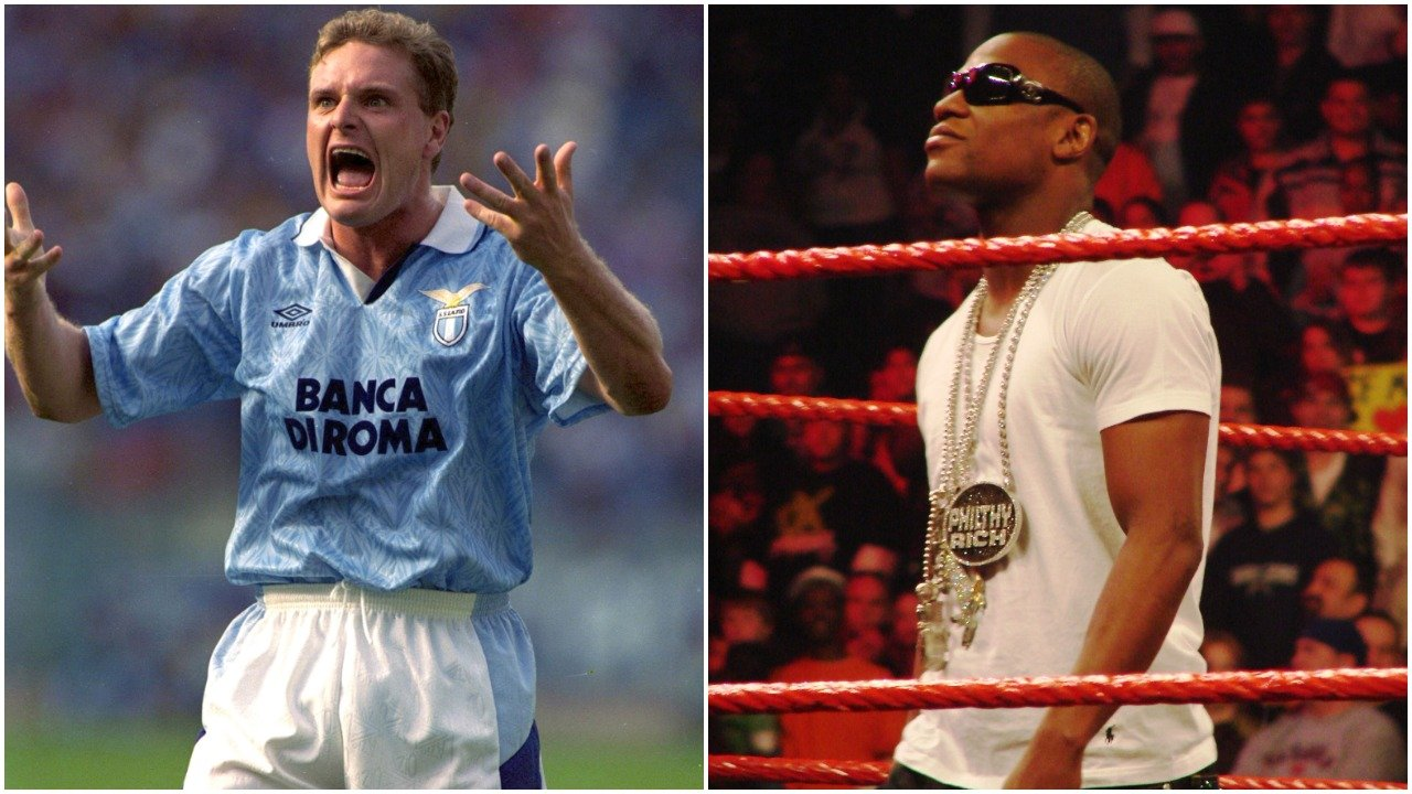 Paul Gascoigne Reaches Out To Floyd Mayweather