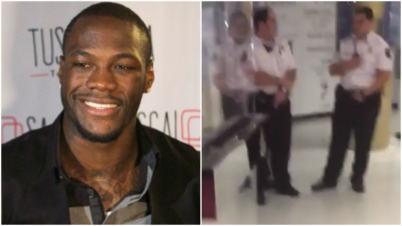 Racism Against Deontay Wilder's Family
