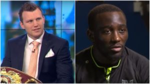 Terence Crawford vs Jeff Horn Fight