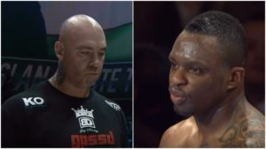 Whyte vs Browne Heavyweight Fight