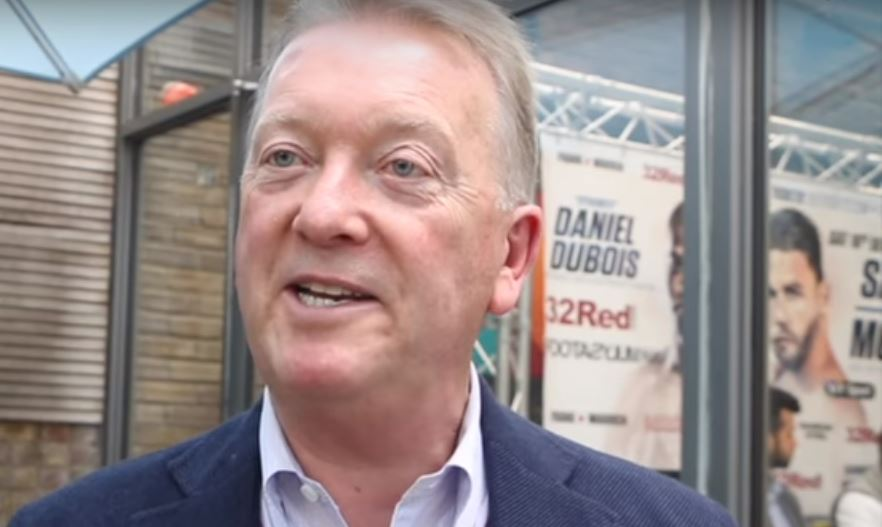 Frank Warren Lets Rip At Sky Sports Boxing In 4 Point Statement