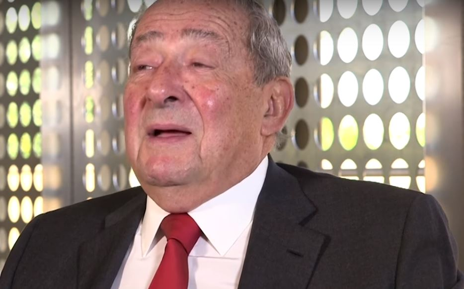 Bob Arum's Top Rank Confirm Huge Extension Deal With ESPN