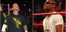 CM Punk Starts Out As Favourite To Beat Mayweather
