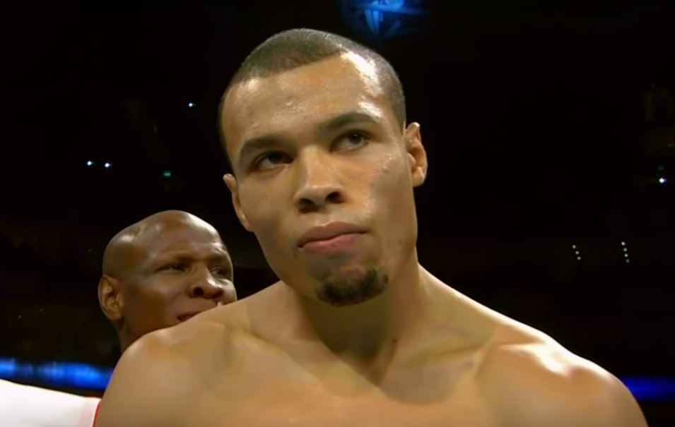 Chris Eubank Jr Opens Up