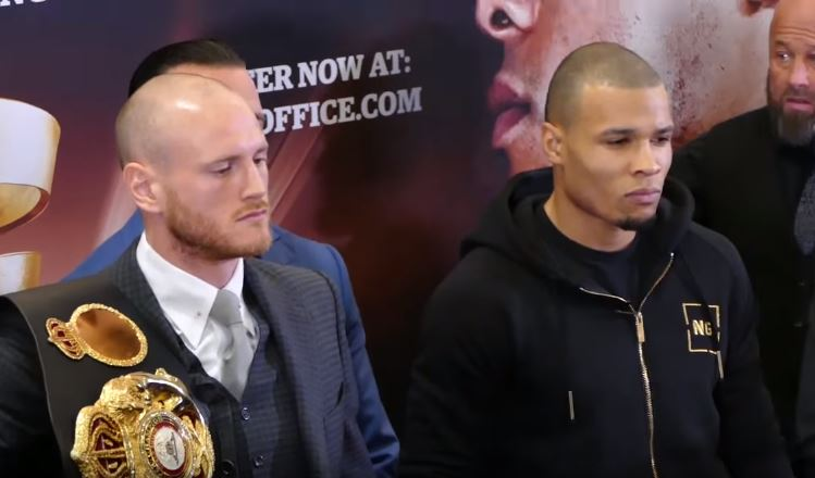 Eubank Asks George Groves