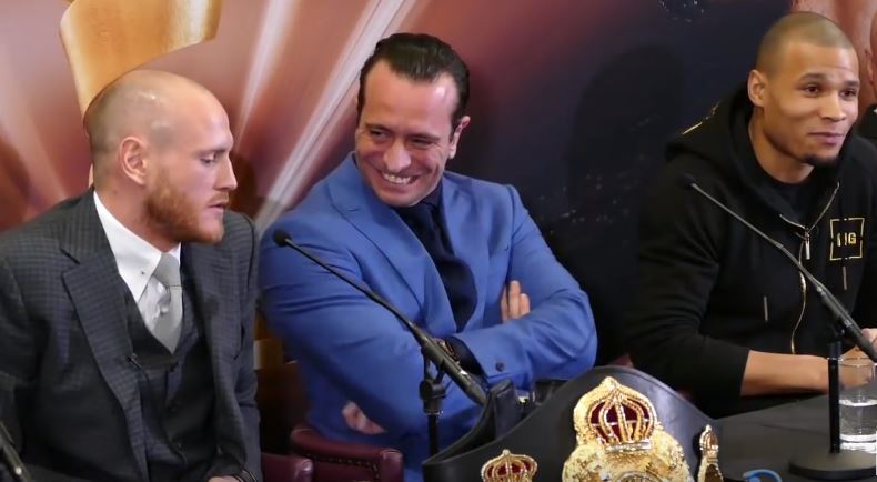 Eubank Tells Groves
