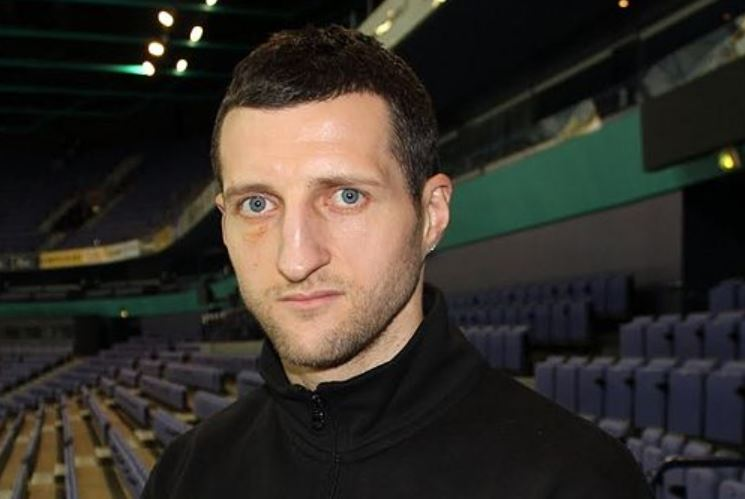 Carl Froch Slammed By Fans For His Bellew vs Usyk Scorecard