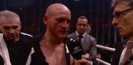 George Groves Reacts To Defeating Chris Eubank Jr