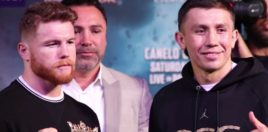 Golovkin Speaks On Canelo
