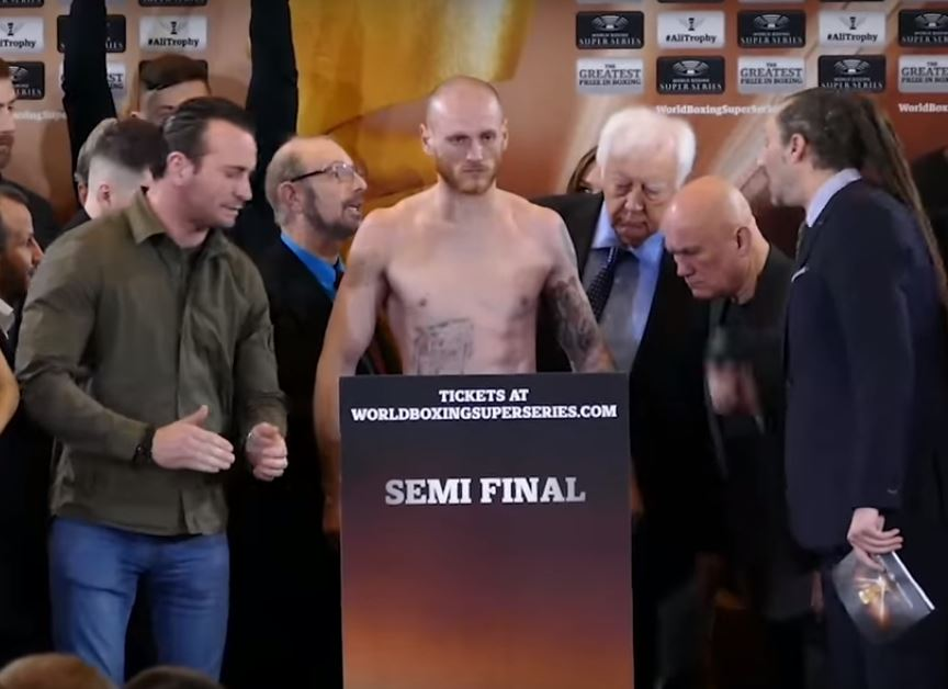 Groves Has A Defiant