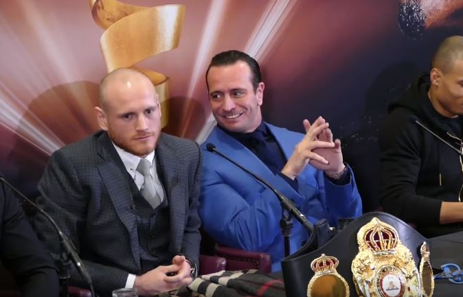 Groves Names Past Fights