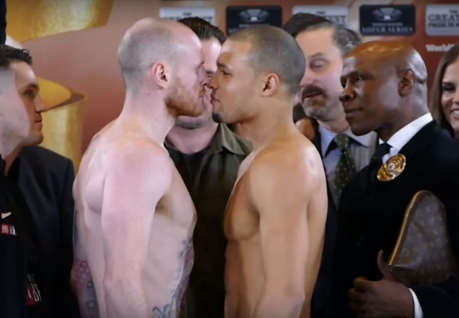 Groves v Eubank Jr TV