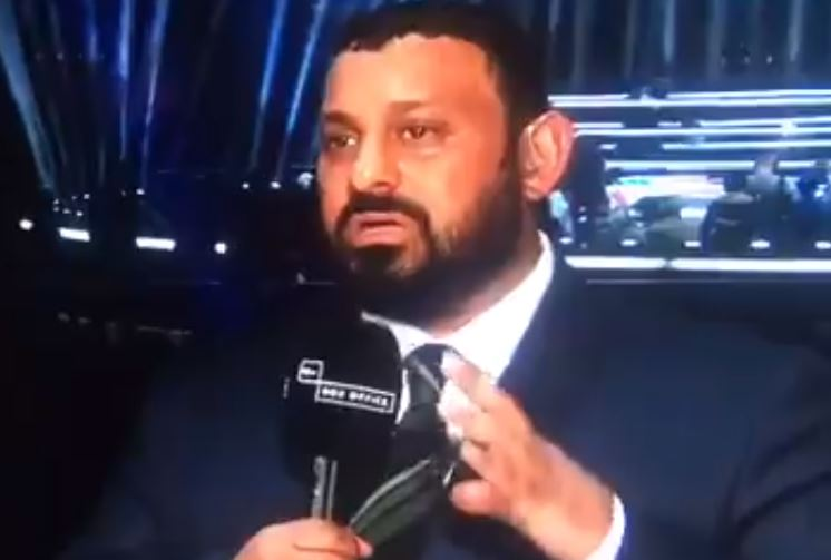 Hamed Calls For Chris Eubank