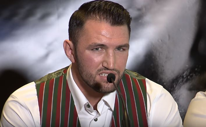 Hughie Fury One Fight Away From A Shot At Anthony Joshua