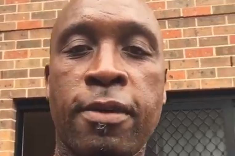 Nigel Benn Reacts To Groves