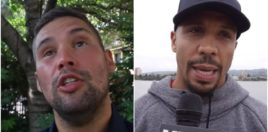 Andre Ward Responds To Tony Bellew