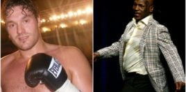 Tyson Fury's Two Word Reply On Winner Of Him vs A Prime Mike Tyson