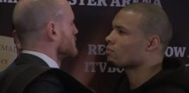 What Time Is Eubank Fighting