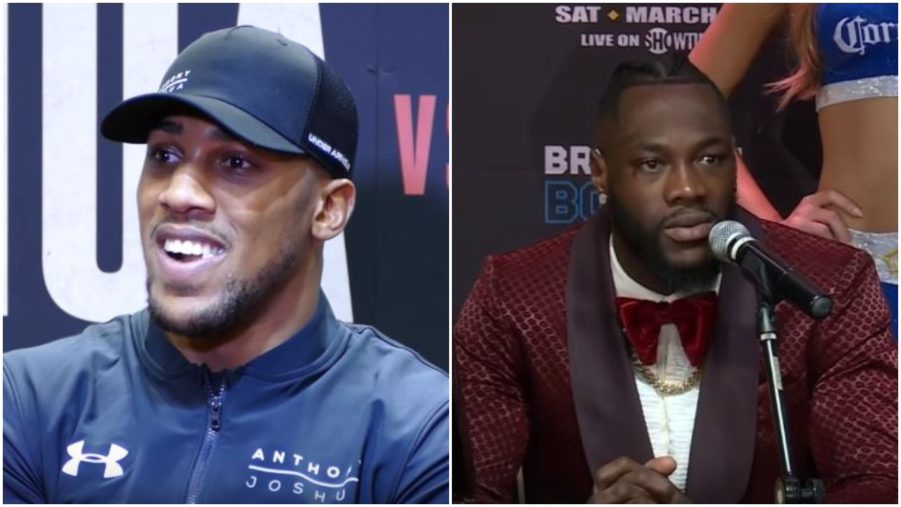 Offer For Joshua vs Wilder