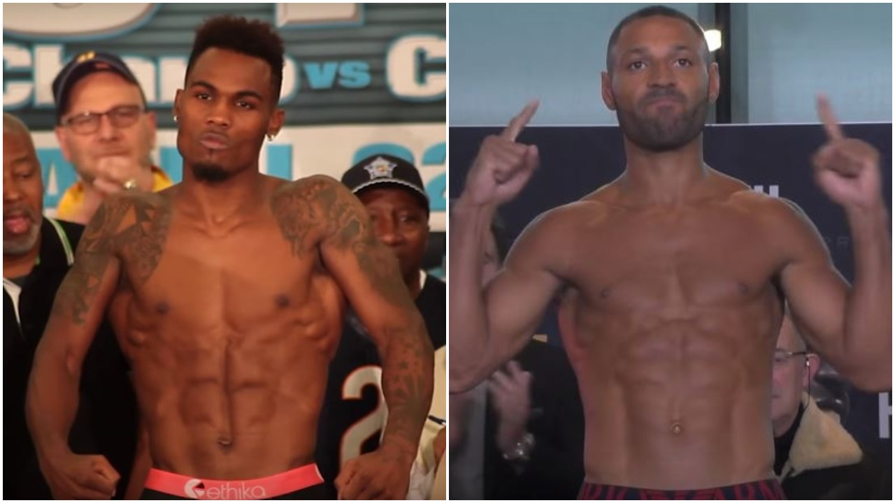 Charlo Has An Offer For Kell Brook