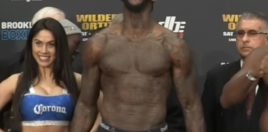 Deontay Wilder War Cry