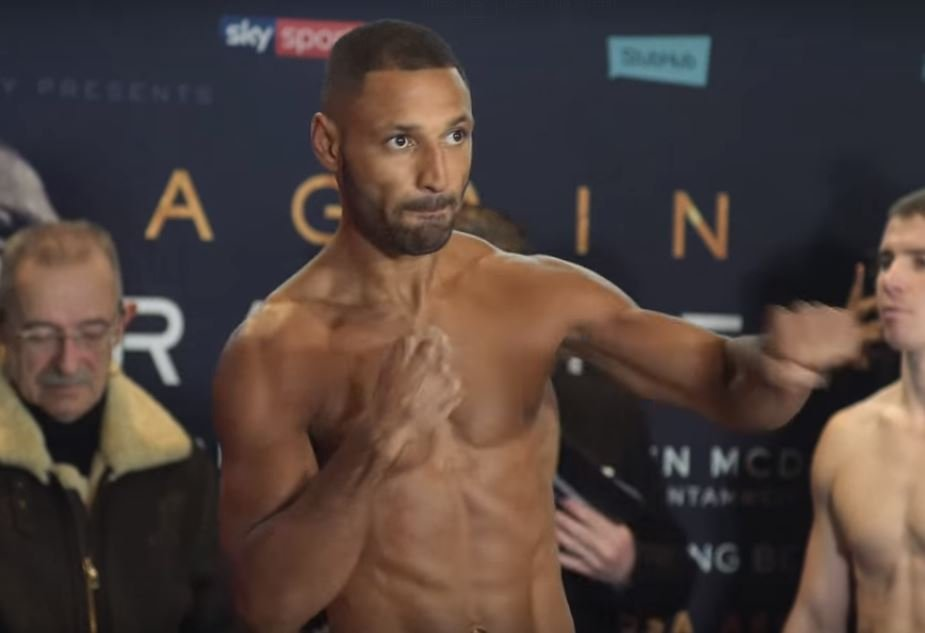 Kell Brook Fight Card Results