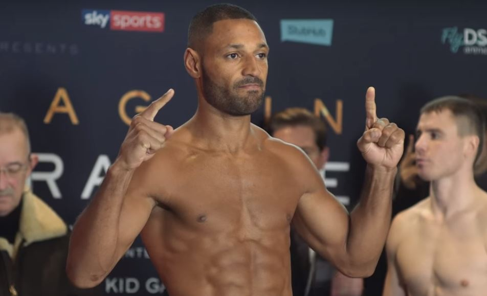Kell Brook Weight Change Indicates Khan or Pacquiao Next