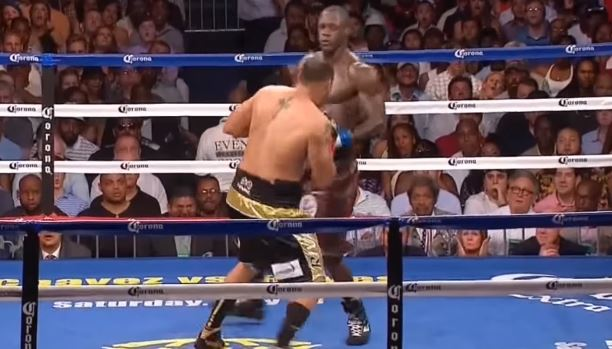 Wilder Has Been Hurt