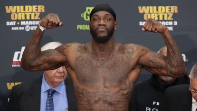 Deontay Wilder Is Not