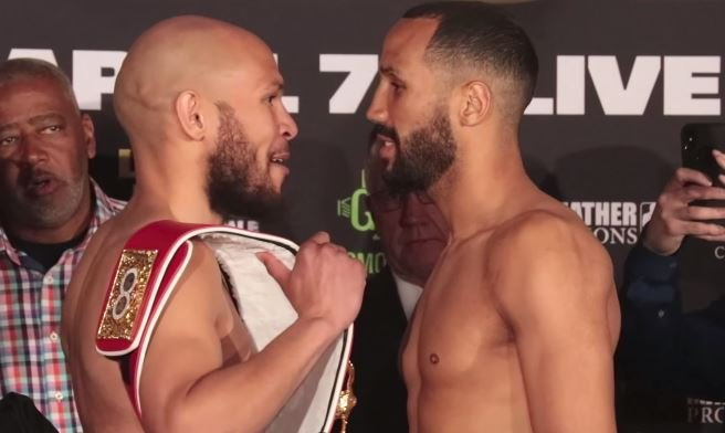 DeGale Fight Time Tonight