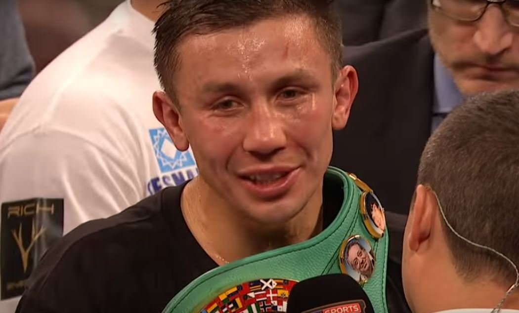 Gennady Golovkin to fight Vanes Martirosyan on 5 May in Los Angeles