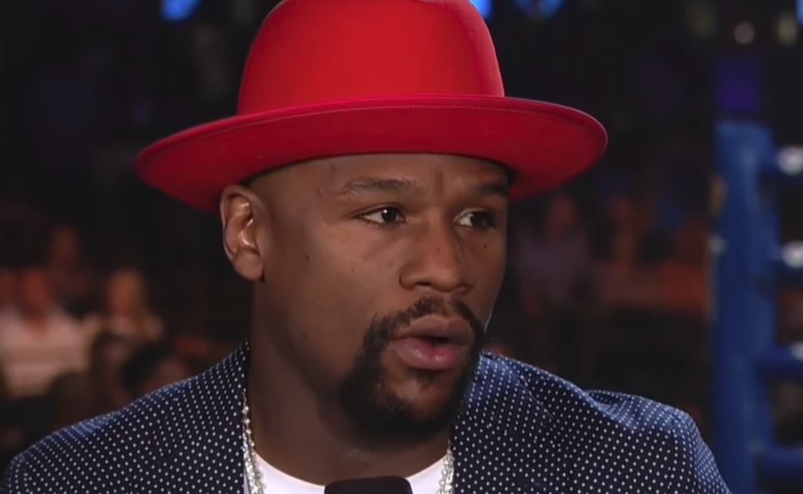 Mayweather says Al Haymon is against a UFC fight