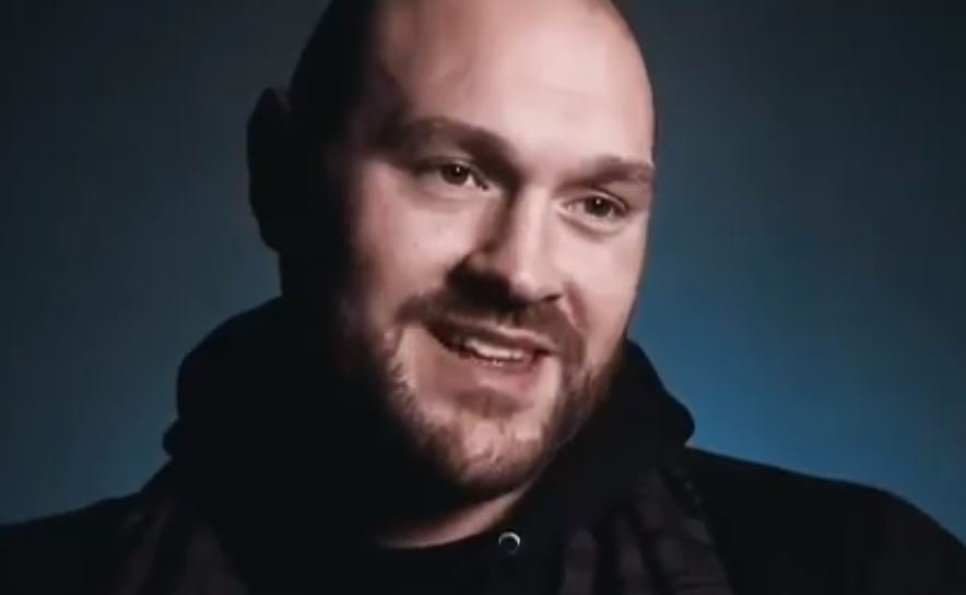 Tyson Fury June 9th