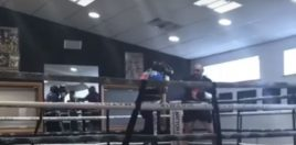 Tyson Fury Sparring Footage