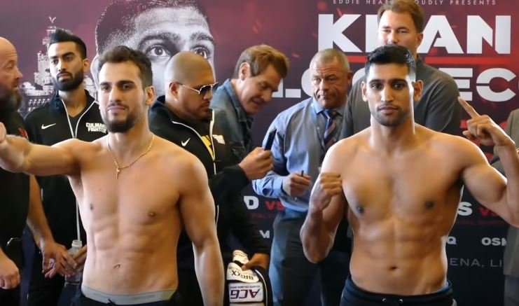 Khan eyeing Brook fight later in 2018
