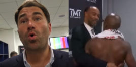 Eddie Hearn Fires Shots At Al Haymon