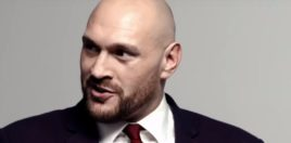 tyson fury gives brutal