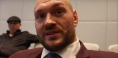 tyson fury speaks passionately about mental health