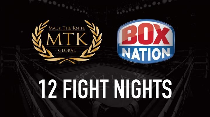 MTK Global and BoxNation