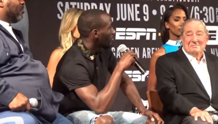 Terence Crawford Sends Chilling Warning To Jeff Horn