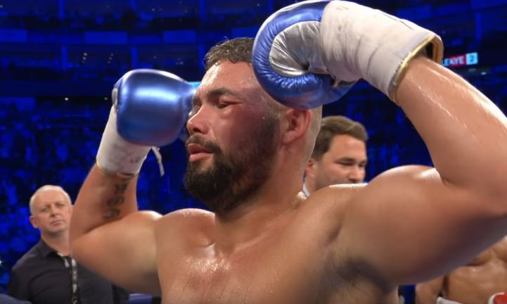 bellew erupts on fury