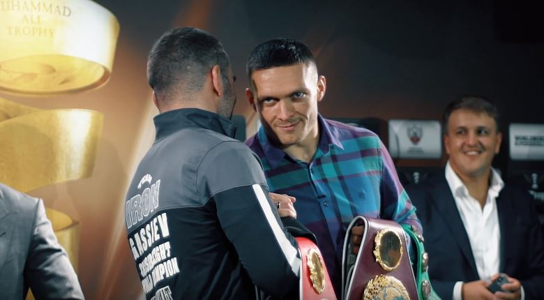 Oleksandr Usyk vs Murat Gassiev Prediction