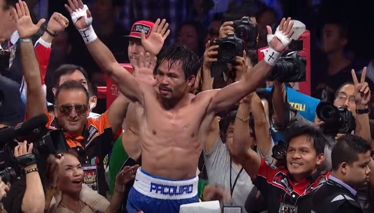 Who Should Manny Pacquiao Fight Next